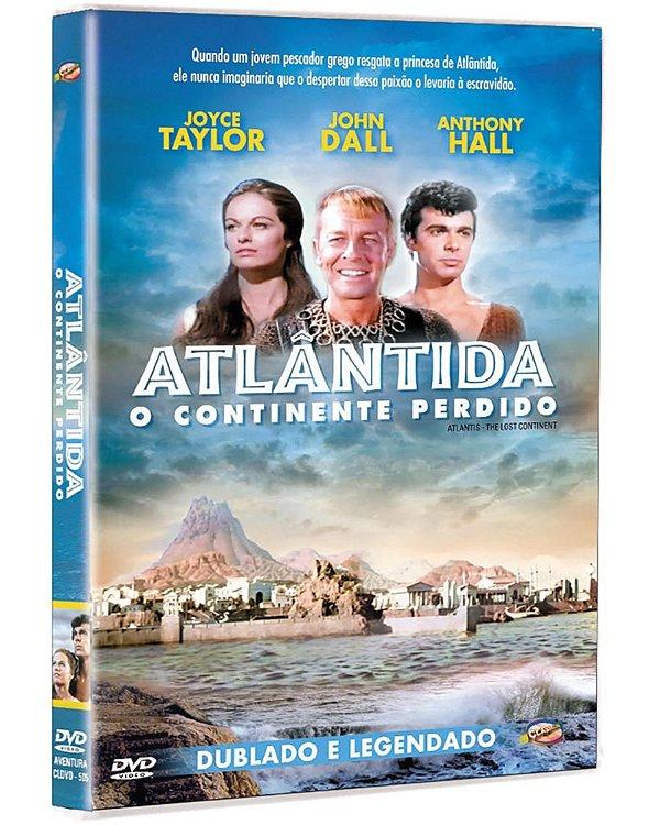 ATLÂNTIDA - O CONTINENTE PERDIDO