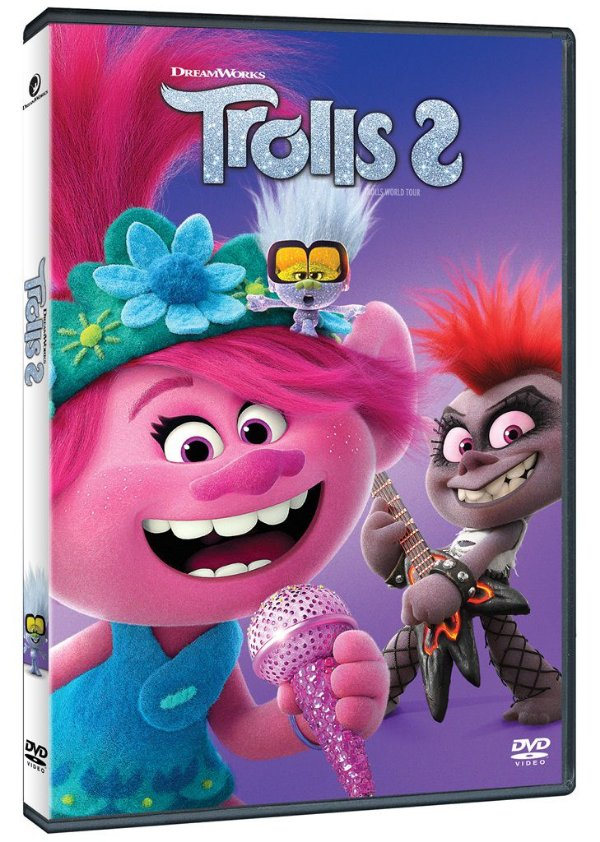 TROLLS 2 - DVD