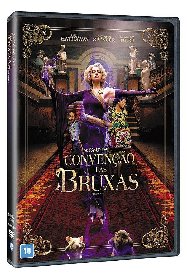 CONVENÇÃO DAS BRUXAS 2020 DVD - ENTREGA PREVISTA A PARTIR DE 28/04/2021