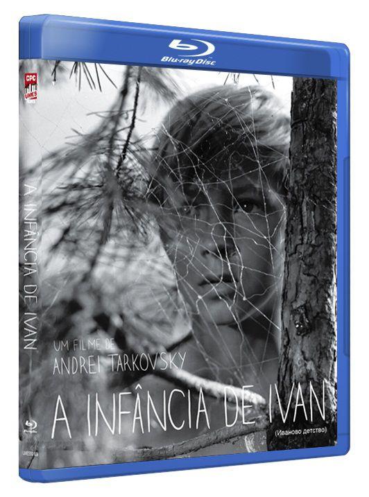 A INFÂNCIA DE IVAN - BD