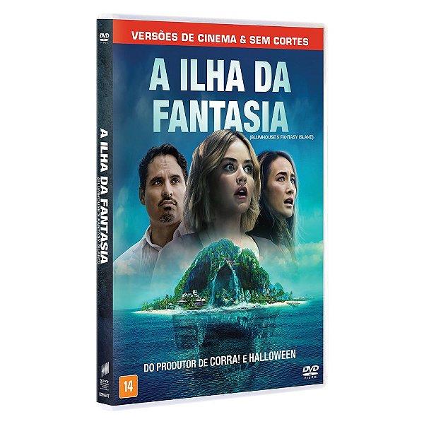 A ILHA DA FANTASIA - ENTREGA PREVISTA A PARTIR DE 02/06/2021