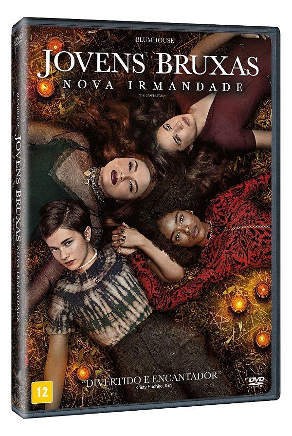 JOVENS BRUXAS: NOVA IRMANDADE DVD - ENTREGA PREVISTA A PARTIR DE 02/06/2021
