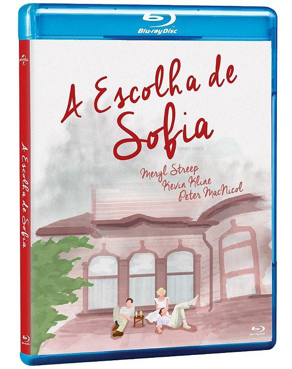A ESCOLHA DE SOFIA - BD - ENTREGA PREVISTA A PARTIR DE 23/06/2021