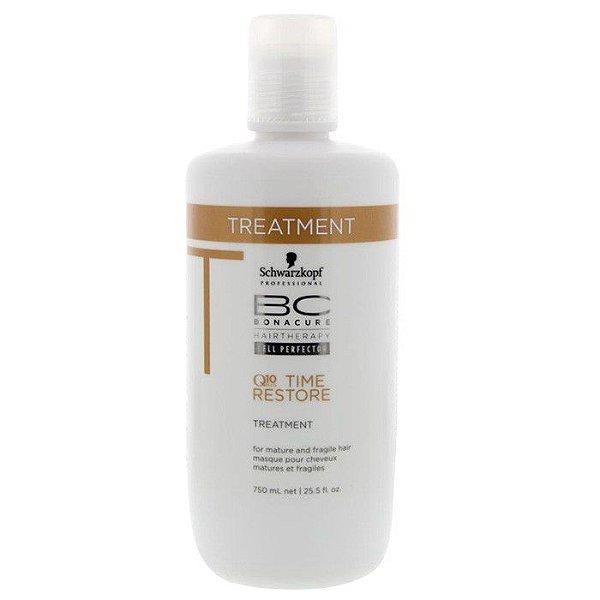 Schwarzkopf Bc Q10 Time Restore Tratamento - Mascara 750ml