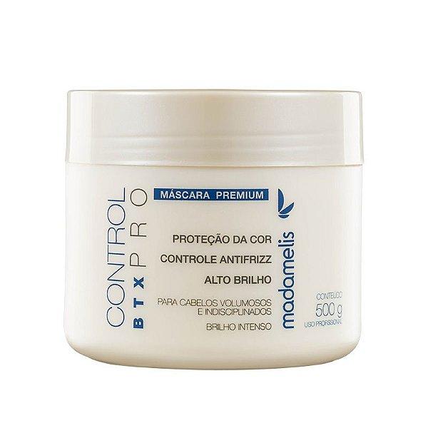 Madame Lis Hair Btx Redutor Volume Mask Control Delicat 500g