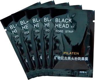 Máscara Removedora de Cravos Black Head Pilaten 5 unidades
