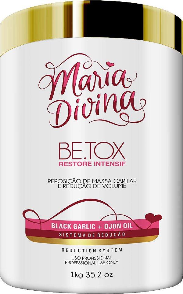Botox Capilar Maria Divina Be.tox Restore Intensif 1kg
