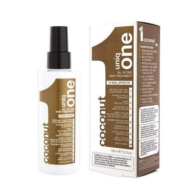 Uniq One Revlon Coconut Treatment Spray 10 em 1 - 150ml