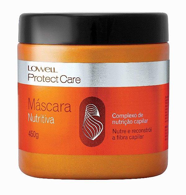 Lowell Protect Care Mascara Nutritiva 450g