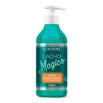 Lowell Cacho Magico Shampoo Funcional Magic Poo 500g