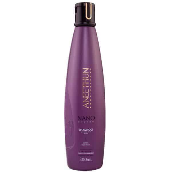 Aneethun Nano System Shampoo para Cabelos Sensibilizados 300ml