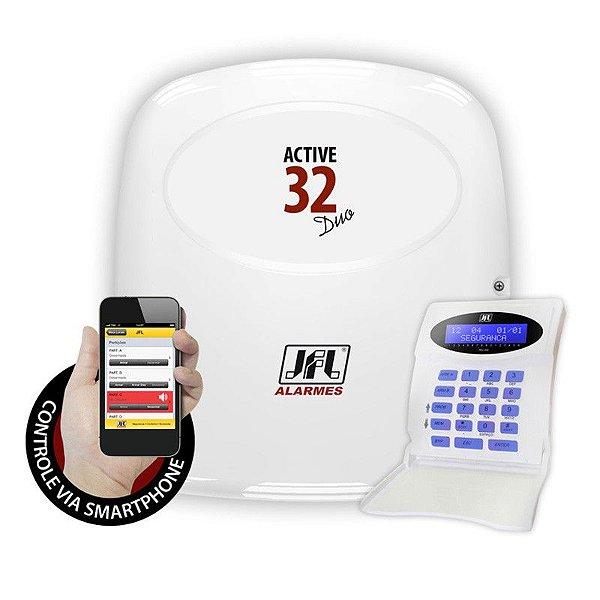 Central De Alarme Active 32 Duo