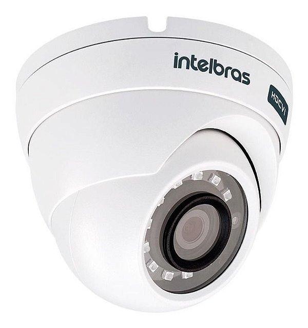 Câmera Dome Alta Resolução Intelbras Hdcvi VHD 3120 D