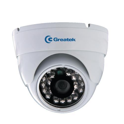 Camera Dome Interna Greatek Ahd 1000h 20m Lente 2.8mm