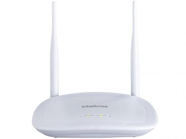Roteador Wireless Intelbras IWR 3000N 300mbps