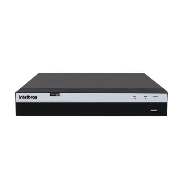 DVR Stand Alone Multi MHDX  Full HD 3108 08 Canais - Intelbras