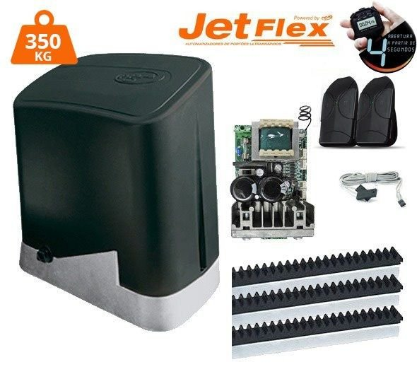 Motor Eletrônico Dz Home 350 Jet Flex - PPA