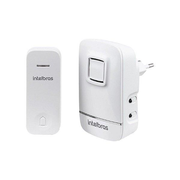 Campainha Eletrônica s/ fio sem Bateria CIK-200  - Intelbras