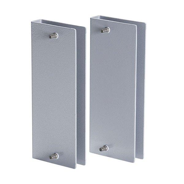 Kit de instalação para portas de vidro SV 20150 Intelbras