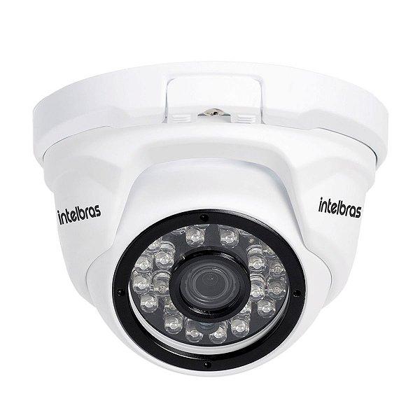 Câmera IP minidome Full HD VIP 1220 D G2 - Intelbras