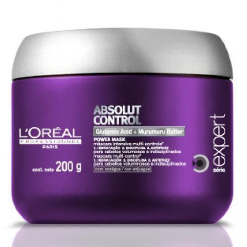 L'Oréal Professionnel Absolut Control Power Mask  Máscara de Tratamento 200g