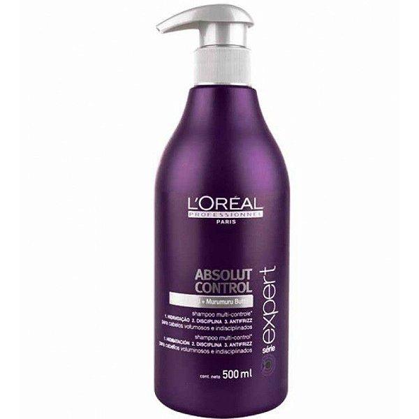 L'Oréal Professionnel Absolut Control Shampoo Multi-Controle  Shampoo 500ml