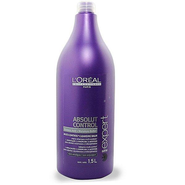 L'Oréal Professionnel Absolut Control Shampoo 1500ml