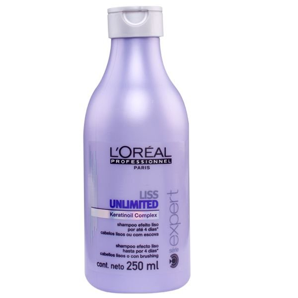 L'Oreal Professionnel Série Expert Liss Ultime Shampoo 250ml