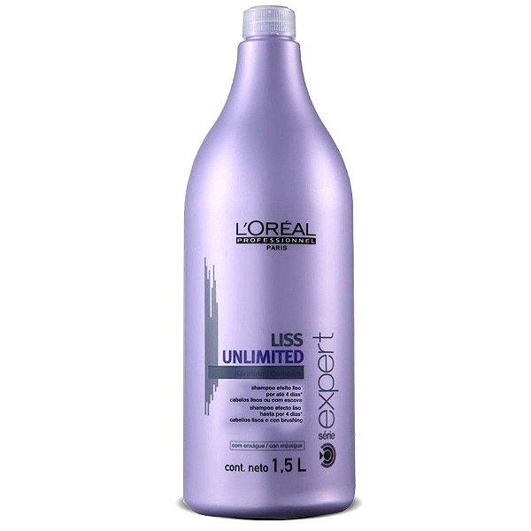 L'Oréal Professionel Liss Ultime Shampoo 1500ml