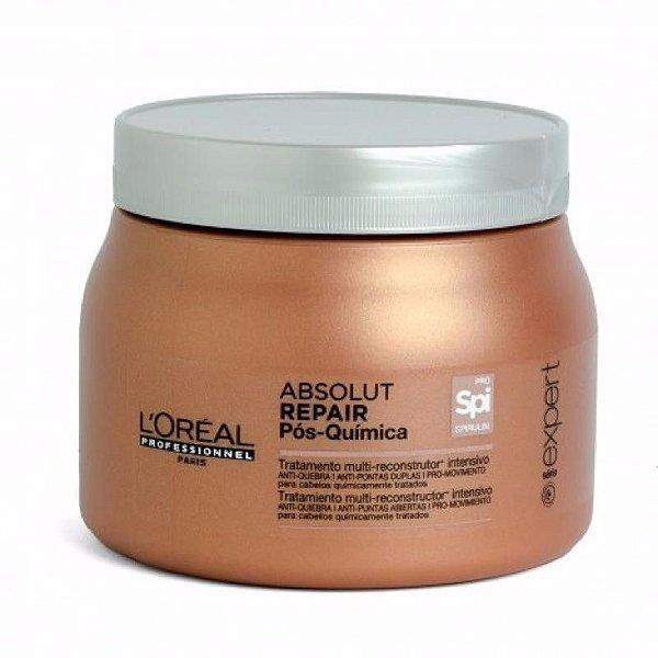 L'Oréal Professionnel Absolut Repair Pós-Química Tratamento Multi-reconstrutor 500gr