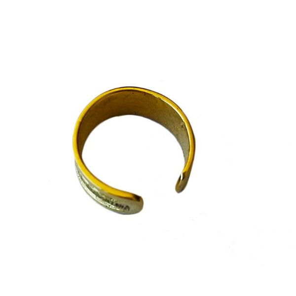Piercing de Orelha – Tipo escalador em Ouro 18K