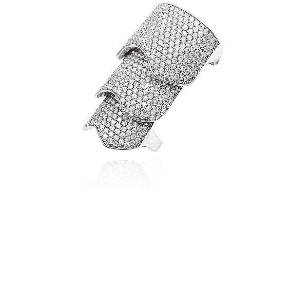 Anel Prata Articulado VD 338