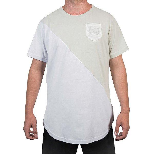 LANÇAMENTO | Camiseta Bolso Bicolor