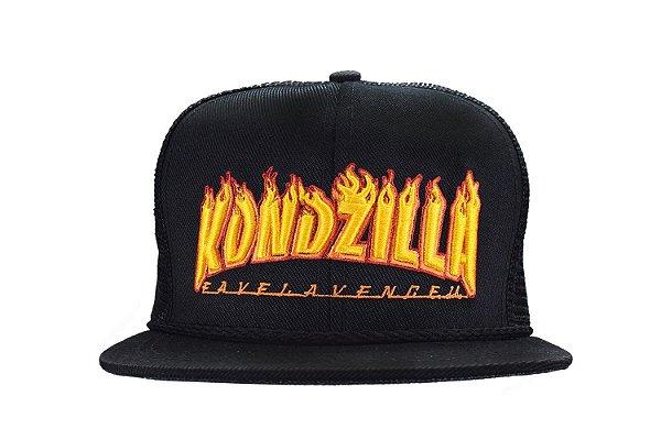 LANÇAMENTO  CapZilla Flames