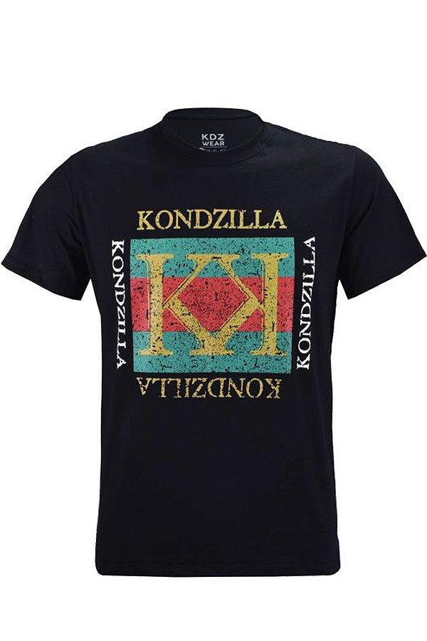 LANÇAMENTO | Camiseta KondZilla  Full Logo
