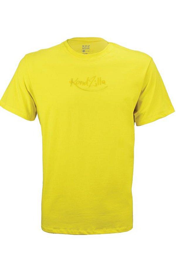 PROMOÇÃO | Camiseta KondZilla Colors Amarelo