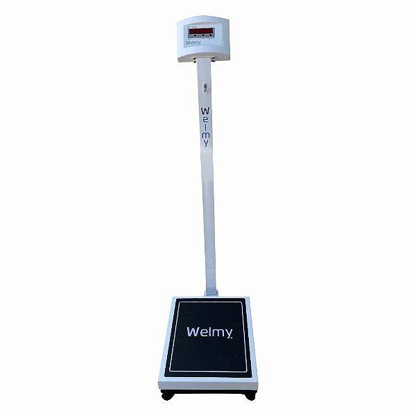 Balança Eletronica Farmacia 200kg 100g Inmetro W200 Welmy