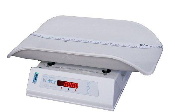 Balança Eletrônica Pediátrica - 109 E - Welmy