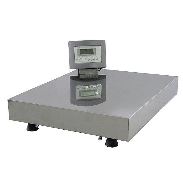 Balança Eletrônica W300 sem coluna Welmy 300 kg