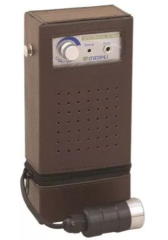 Detector Fetal Portátil A Df- 7001-df Medpej