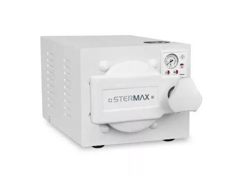 Autoclave Horizontal 42 Litros Analógica Stermax
