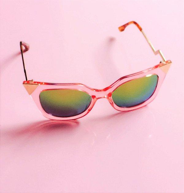 Óculos Rosé