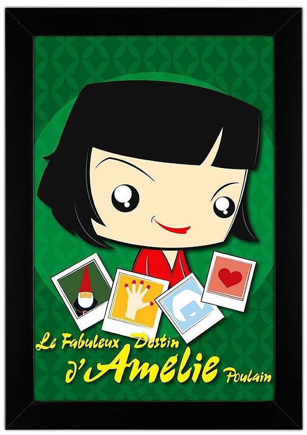 Quadro Amelie Poulain by Toonicos