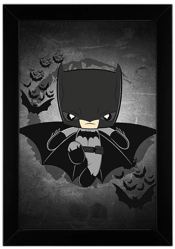 Quadro Batman by Toonicos