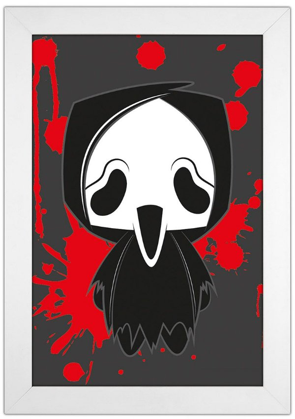 Quadro Scream by Toonicos