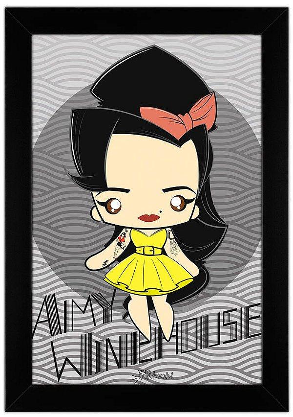Quadro Amy by Toonicos