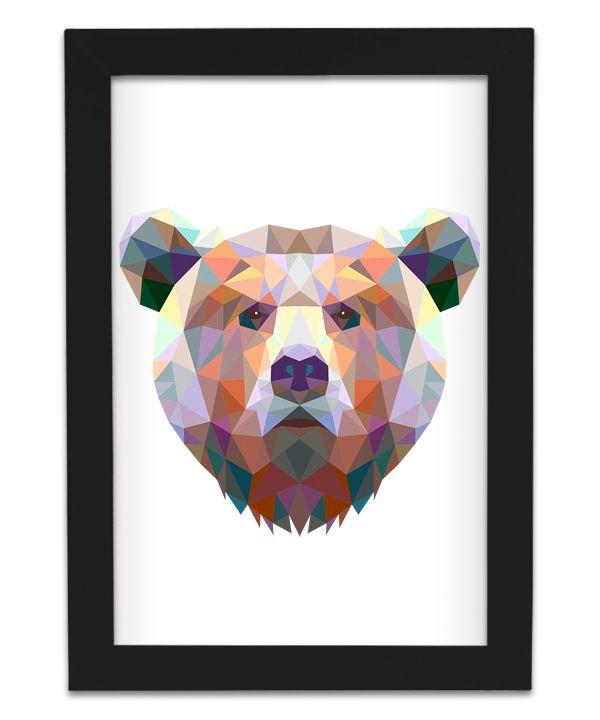 Quadro de Urso