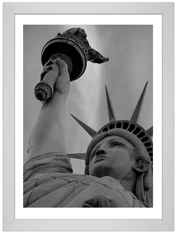 Quadro de Fotografia - Estátua da Liberdade