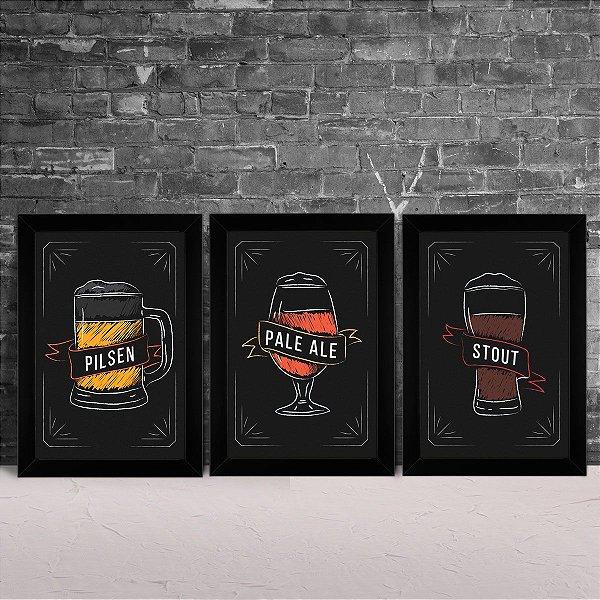 Quadros Decorativos Cerveja
