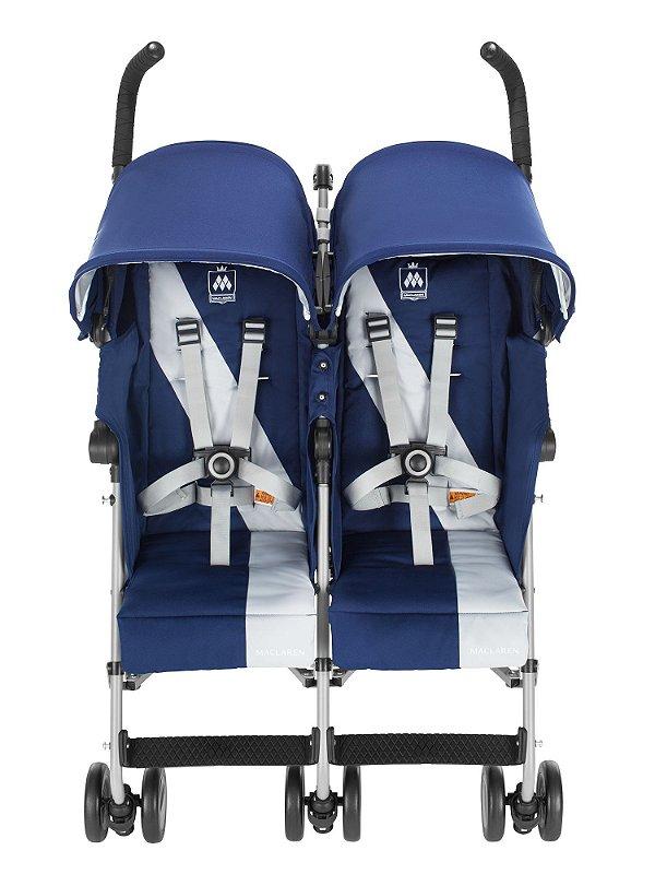 Carrinho Bebê Gêmeos Maclaren Twin Triumph